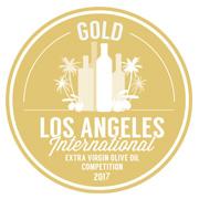 LOS ÁNGELES 2017 Tierras de Canena, Gold Medal