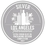 LOS ÁNGELES 2017 Tierras de Canena, Silver Medal