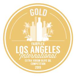 LOS ÁNGELES 2020 Tierras de Canena, Gold Medal
